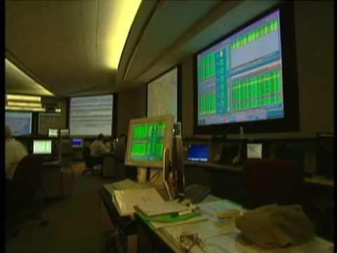Eye to Eye: FAA Command Center