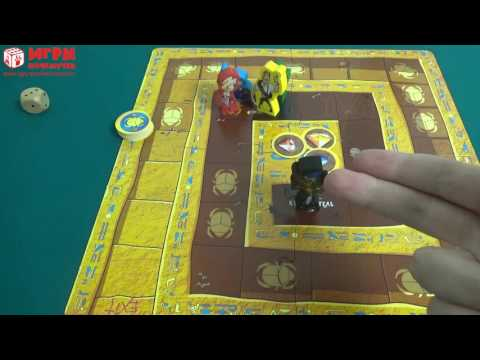 Игры Почемучек - Обзор настольной игры 3D - Хранитель