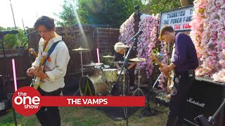 The Vamps - Married In Vegas (Live on The One Show)