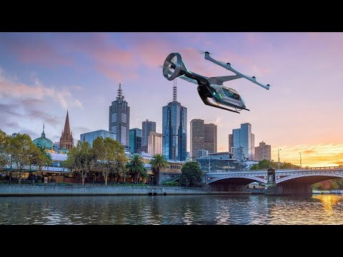 Uber to offer flying taxi service in Melbourne from 2023