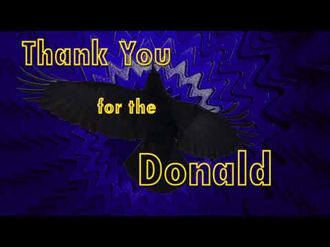 Thank You for the Donald