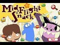 Foster's Home for Imaginary Friends' Mid-Flight Snack Gameplay