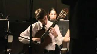 Concierto en Re Mayor para Guitarra y Orquesta de Cuerdas-Antonio Vivaldi,Solista:Lautaro Ciancio