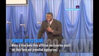 THE BLESSINGS OF JOSEPH PT 2