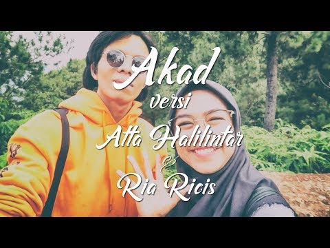 AKAD versi Ria Ricis & Atta Halilintar (Part1)  (Cover by Alffy Rev Official Pengamen Jogja)