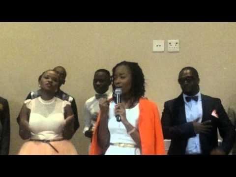 Hlengiwe Ntombela - Somandla Bus'impilo yam