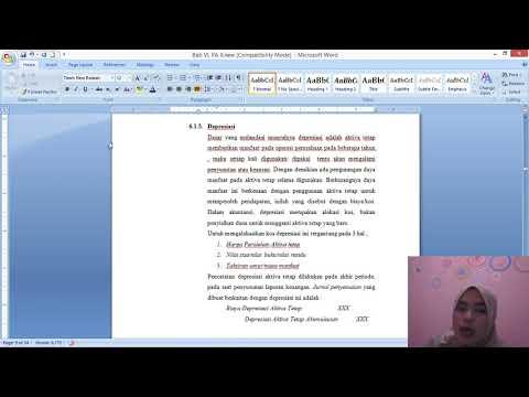 Download Bab 6,Perolehan Aktiva tetap&depresiasi (PA2)