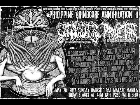 philippine grindcore annihilation II