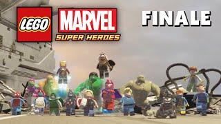 Gut und Böse zusammen! FINALE | 17 | LEGO Marvel Super Heroes