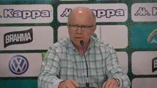Goiás Esporte Clube anuncia parceria com empresa para final do Campeonato Goiânia