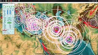 7/22/2018 -- Earthquake activity on the rise -- Large unrest showing -- Keep watch this week