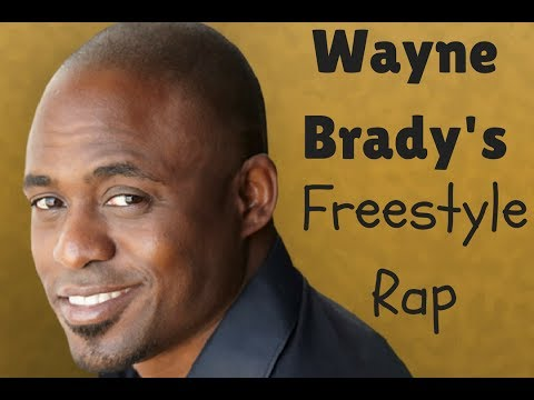 Wayne Brady's Freestyle Rap for Broadway Cares Equity Fights Aids