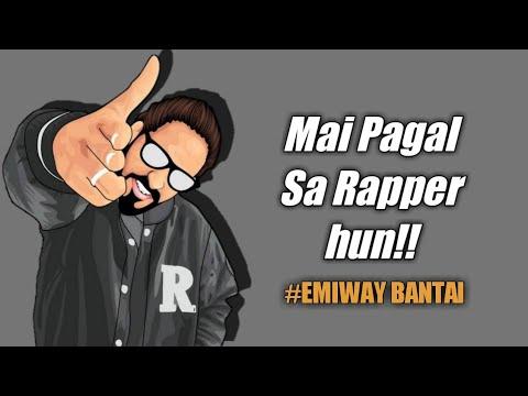 Emiway Diss Song | Reply To Raftaar | Emiway New Rap | Lyrical Whatsapp Status
