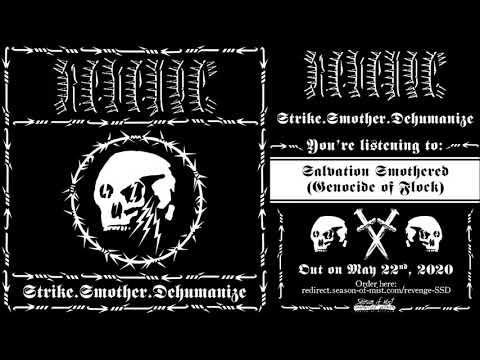Revenge - Salvation Smothered (Genocide of Flock) (Official Track Premiere)
