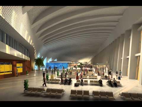 King Abdullah Airport - Jazan, Saudi Arabia