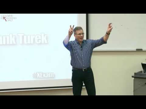 What Does Frank Turek Think a Christian Is?