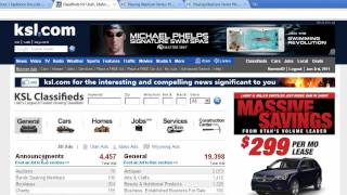 Ksl classifieds place an ad for Trading websites like craigslist