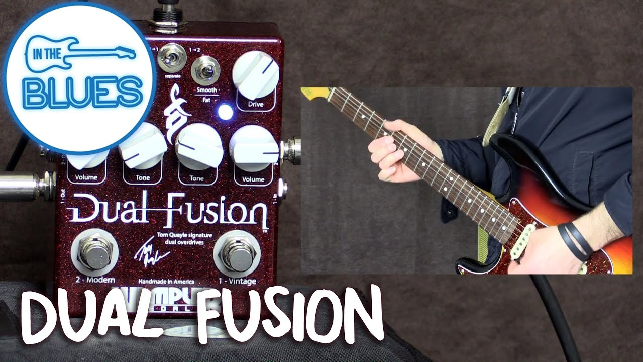 wampler dual fusion overdrive pedal youtube. Black Bedroom Furniture Sets. Home Design Ideas