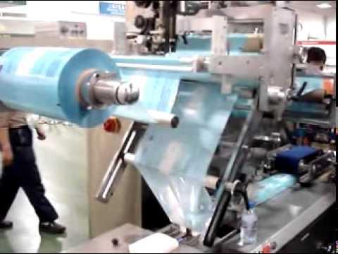 Производство влажных салфеток (30-120 салф./пак.) (Китай)