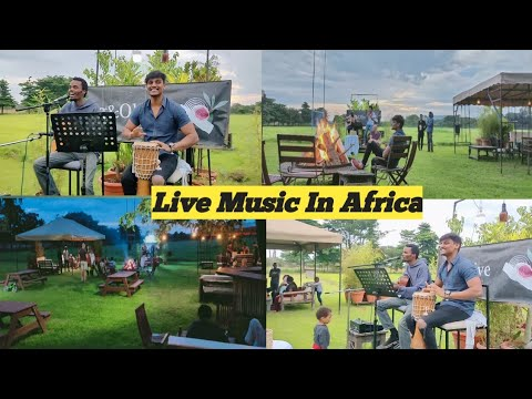 Africa songs performance live music and alluring Nature Africa|| Telugu Traveller vlogs Africa|| TGT