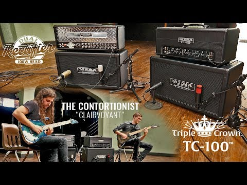 Tone Sessions: The Contortionist –...