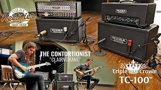 "Tone Sessions: The Contortionist – TC-100 & Dual Recto – ""Clairvoyant"" Mp3"
