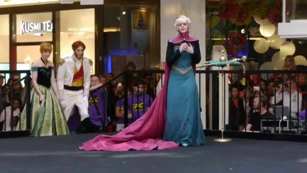 Download Concours Cosplay - La Part Dieu - Glénat - 2014-09-27- 27- Frozen