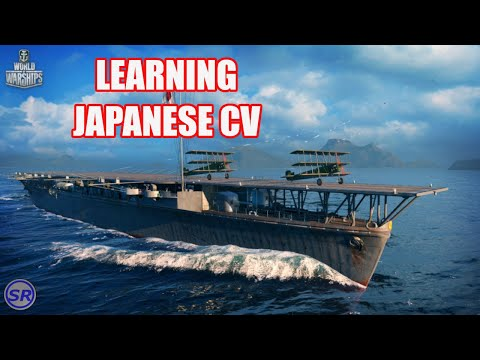 Tips and Tricks for the Japanese Carriers!!! | World of Warships