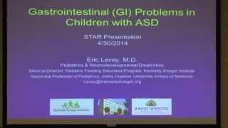 STAR Trainings at Kennedy Krieger-- Gastrointestinal Problems in Children with ASD