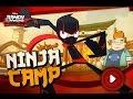 Randy Cunningham Ninja Camp Games For Kids - Gry Dla Dzieci