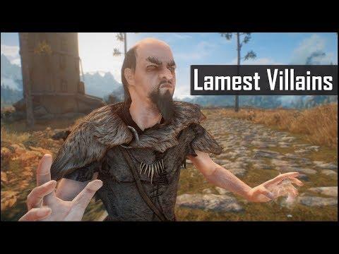 Skyrim: Top 5 Lamest Villains You'll Ever Meet in The Elder Scrolls 5: Skyrim thumbnail