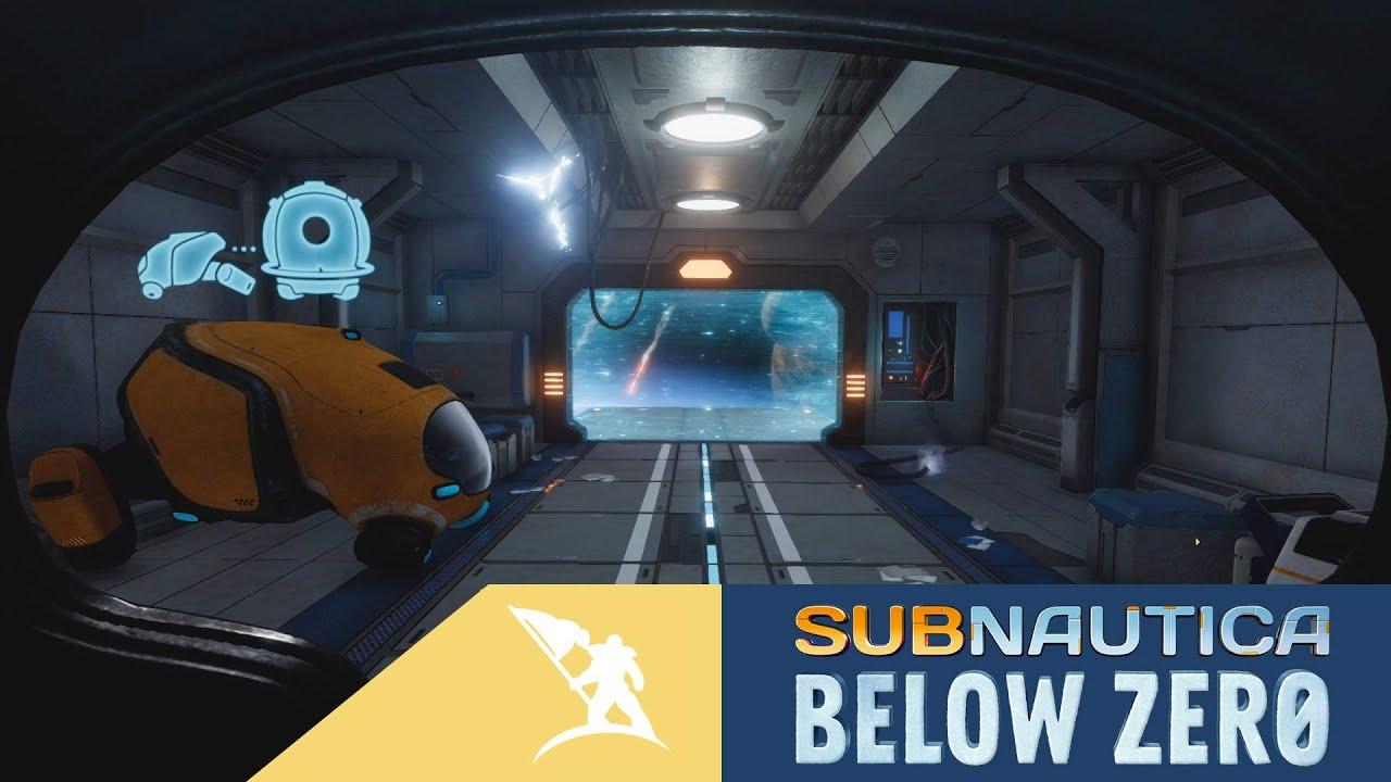 Subnautica: Below Zero Frostbite Update