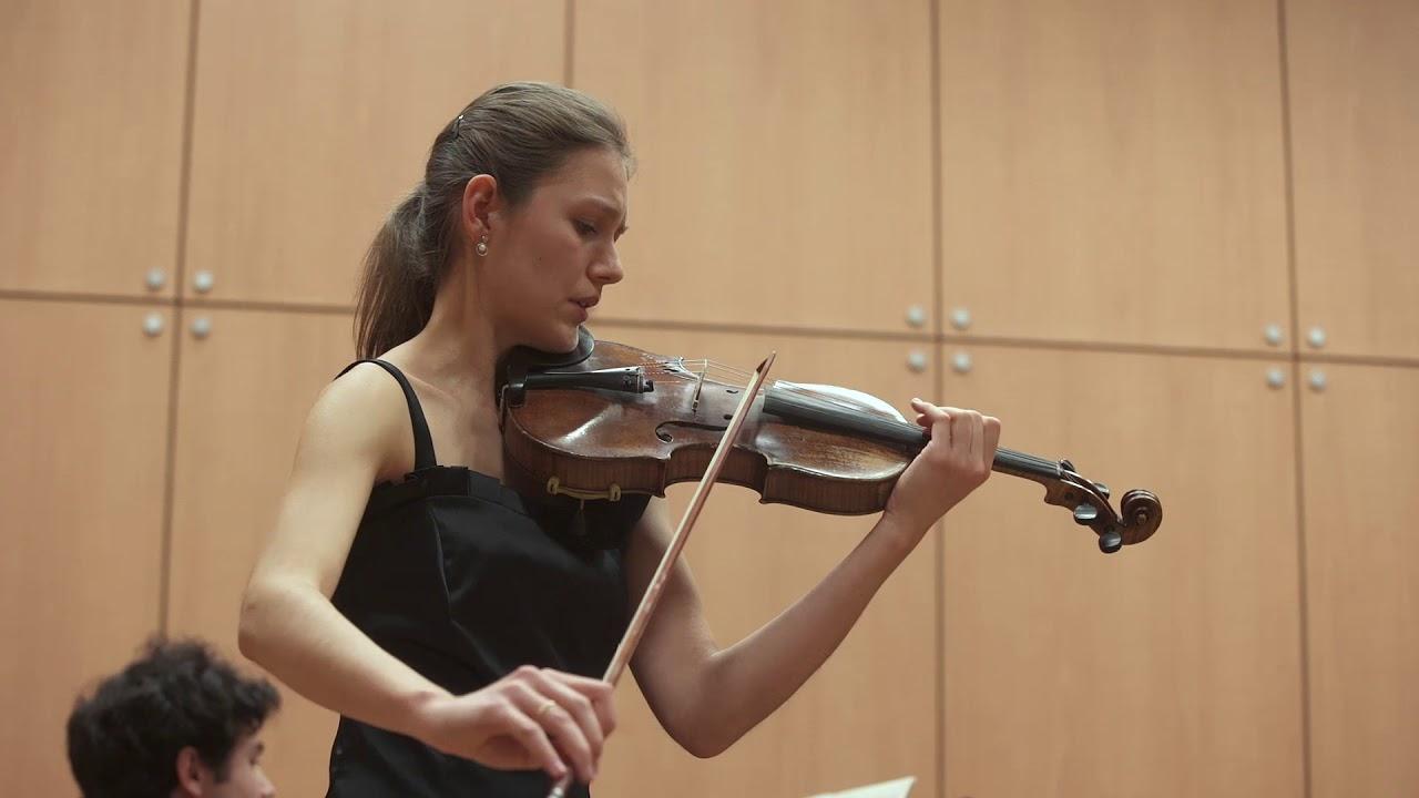 2019 ELISE BERTRAND violon