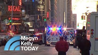 Explosion At New York Port Authority: Injured Suspect Is In Custody | Megyn Kelly TODAY