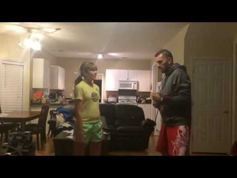P90X3 Day 90 Dad and Daughter MMX complete workout