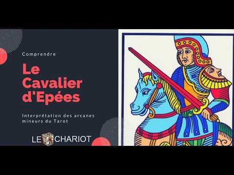 Interprétation du Cavalier d&39;Epées