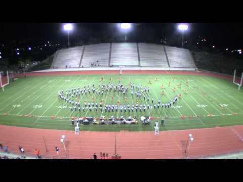 "Cypress High School Centurion Imperial Brigade Show 2015: ""From the New World"""