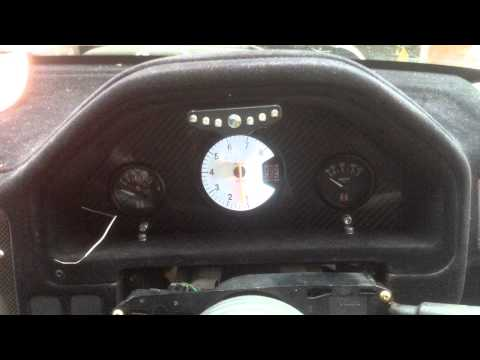 Setting Up A Stack Dash In A 106 Rallye