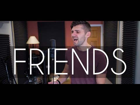 Justin Bieber - Friends ft. BloodPop (Music Video Cover By Ben Woodward)