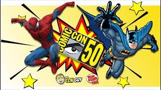 The Con Guy: ALL THE BEST NEWS, EVENTS, & EXCLUSIVES from COMIC-CON 2019
