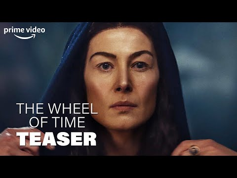 Das Rad der Zeit Offizieller Teaser Trailer I Prime Video DE