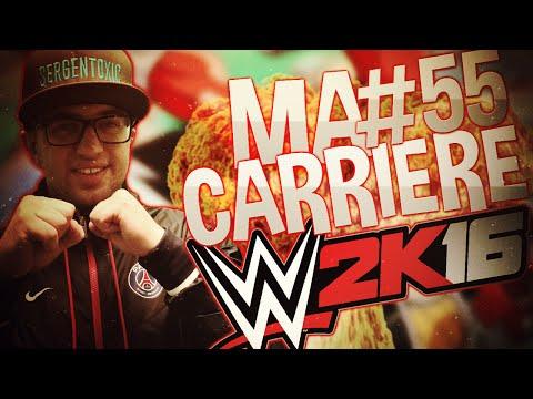 WWE 2K16: Ma Carrière #55 | C'EST SHOW FACE AU BIG SHOW !