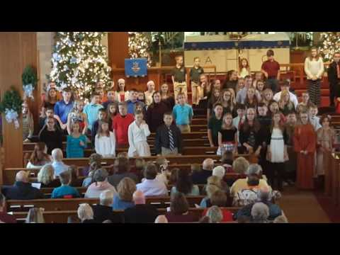 Repeat the Sounding Joy  CLS Christmas
