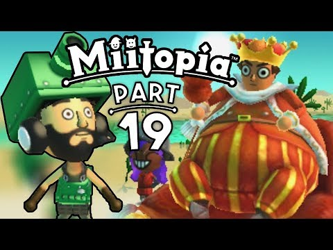 Miitopia - Episode 19: The Dark Lord Attacks Again!