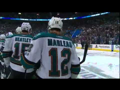 Vancouver Canucks 2010-2011 Stanley Cup Western Conference Final Goals Vs San Jose Sharks
