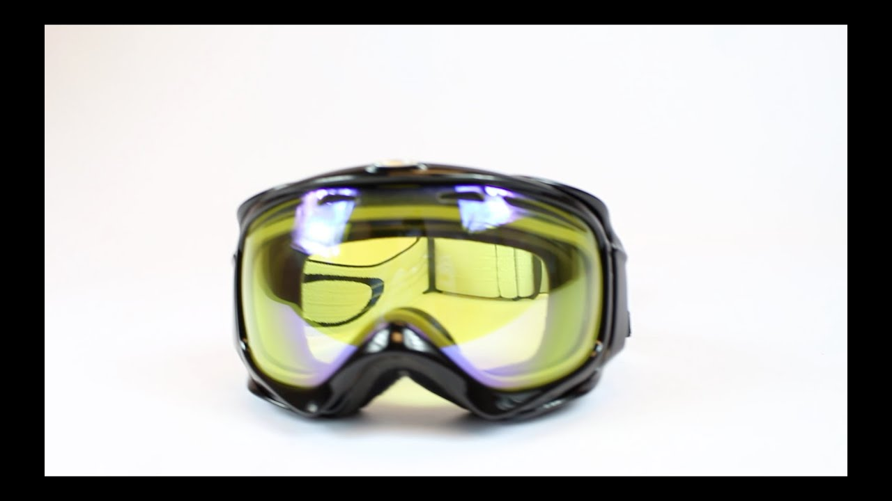 oakley elevate  Oakley Elevate Snowboard/Ski Goggle Video Review - YouTube