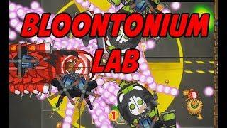 WORLD RECORD SPEED RUN - Bloontonium Lab Impoppable