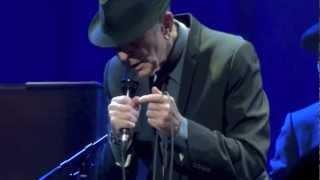 Leonard Cohen, The Darkness, Boston 16-12-2012