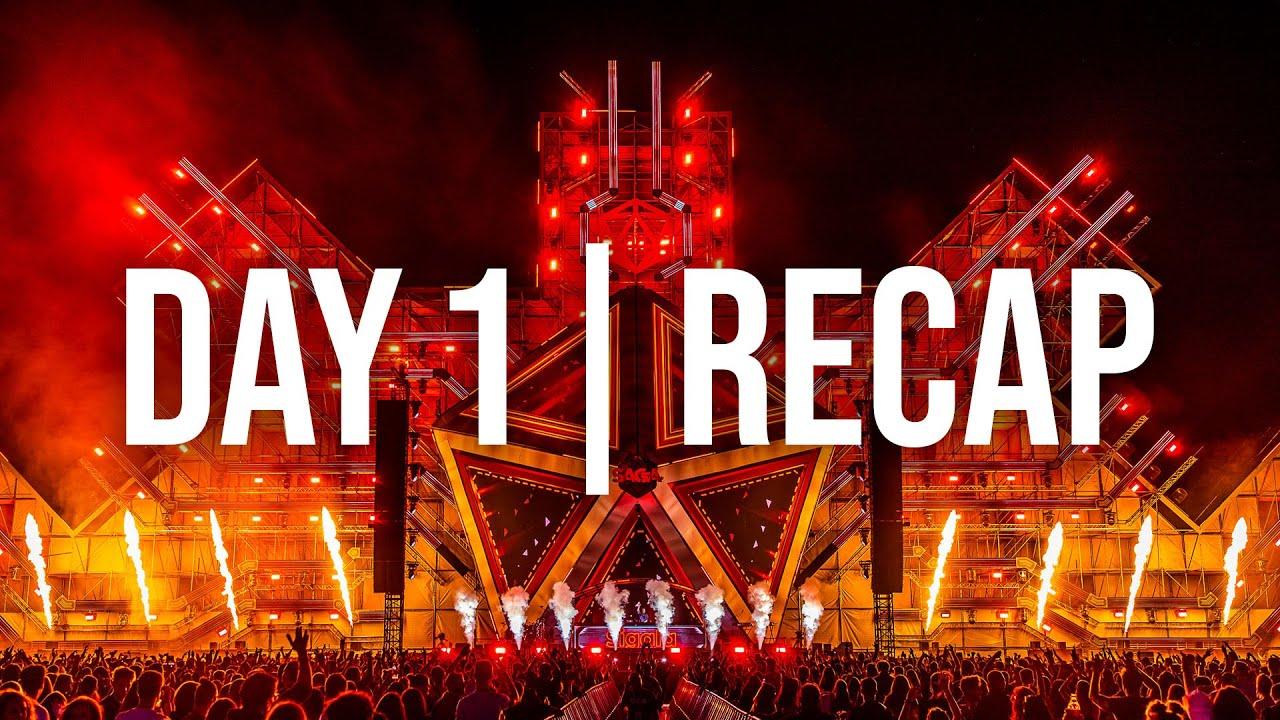 DAY 1 Recap | SAGA Festival 2021