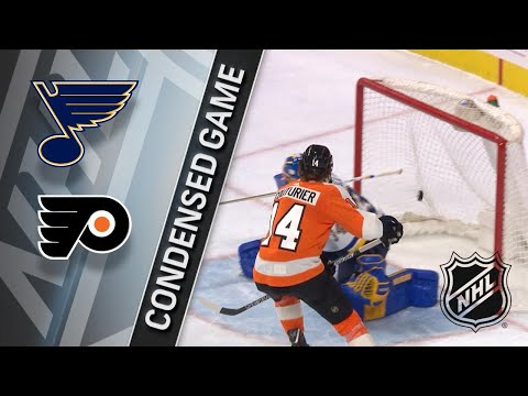 01/06/18 Condensed Game: Blues @ Flyers